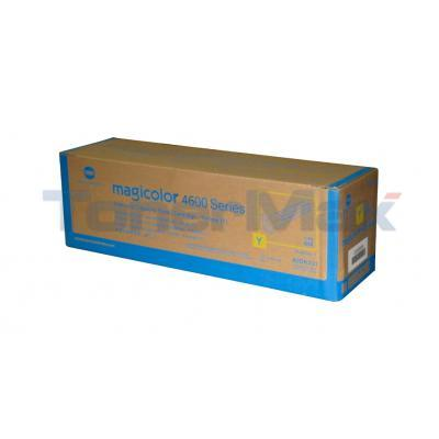 KONICA MINOLTA MAGICOLOR 4650DN TONER YELLOW 4K